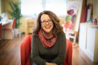 Workshops Maris smiling